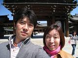 寒川神社(門前2009.04.02)