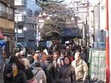 初詣2009(新井薬師)