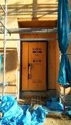 工事進捗(20140511)自宅玄関