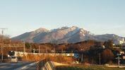 八ヶ岳(20131211)ローソン前