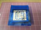 サンドブラスト「シガーケース(ブラス+メッキ)」マスク