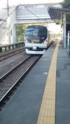 あずさ2号東京行き(20140820)