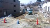 工事進捗(20140323)根伐り
