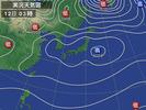 天気図(2013.3.12)