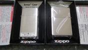 サンドブラスト素材「ZIPPO」アーマーN&S