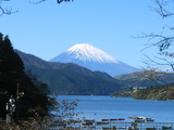 富士山[芦ノ湖-2](071028)