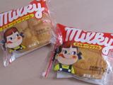 ミルキー(シュークリーム&ワッフル)