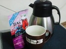 水分補給(冬編)紅茶