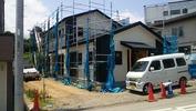 工事進捗(20140619)外観
