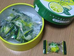 レモン牛乳味(キャンディー:中身)