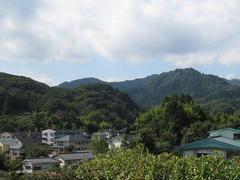 高尾の紅葉(2009.10.12高尾山方面)