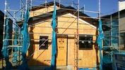 工事進捗(20140511)工房玄関