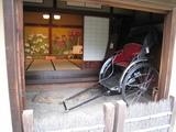 山本亭(08)人力車