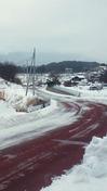 まだ雪国(20140212)北西