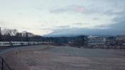 八ヶ岳(20140124)ローソン前