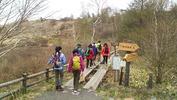 霧ヶ峰ツアー(20140515)八島ヶ原湿原往路