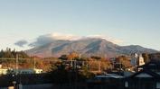 八ヶ岳(2013_11_22)セブンイレブン裏