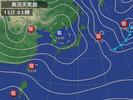 天気図(2013.2.12)