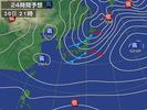 天気図(20140130予想)