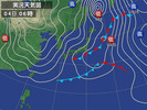 天気図(20140204実況)