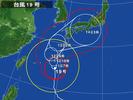 台風19号(20141011)朝