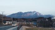 八ヶ岳(20140120)ローソン前