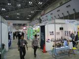 産業交流展2009(3日目-ブース付近)
