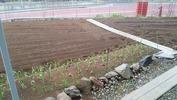 大家さんの畑(20140417)耕し完了