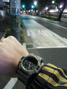 早朝ウォーキング(初日2010.01.04)出発