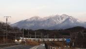 八ヶ岳(20141224)あずさ2号