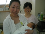 赤ちゃんに会ってきました[070428-2]