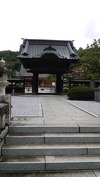 上野原・保福寺(20140907)