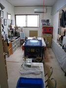 サンドブラスト体験(父の日企画[前01])2010.05.22