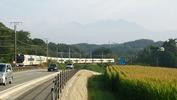 八ヶ岳(20140723)あずさ2号