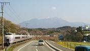 八ヶ岳(20140426)あずさ4号