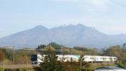 八ヶ岳(20140503)あずさ2号