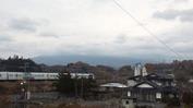 八ヶ岳(2013_11_25)セブンイレブン裏
