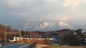 八ヶ岳(20140131)ローソン前