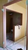 工事進捗(20140623)キッチン開口