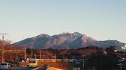 八ヶ岳(20140127)ローソン前