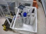 産業交流展2009(展示物箱積め作業中)