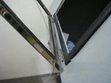 サンドブラストBOX(タイセイ)覗き窓再取り付け01