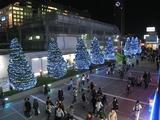イルミネーション2010-2011 新宿サザンテラス2
