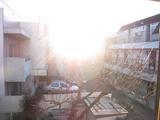 初日の出(2010.01.01)自宅2F