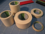 道具(養生テープ)