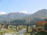 山寺駅付近(仙山線)