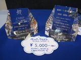 産業交流展2008(ペーパーウエイト:PC203ペンタゴン)