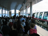 水上バス(日の出桟橋:乗り場)