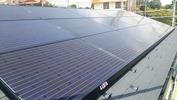 工事進捗(20140619)太陽光発電パネル