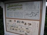 中仙道蕨宿(宿場概略地図)